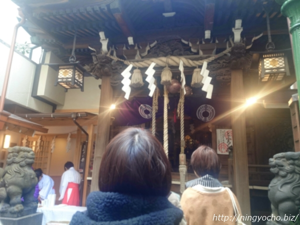 小網神社どぶろく祭画像