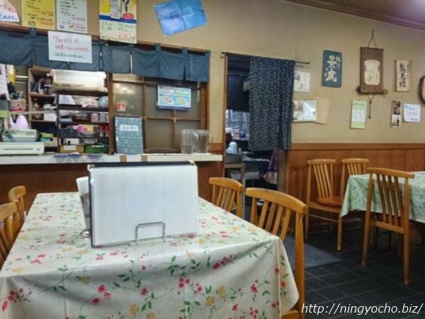 人形町とんかつ ボントン店内画像