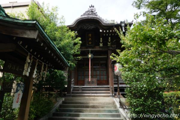 浜町公園清正公寺画像