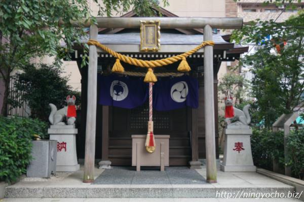 茶の木神社外観画像