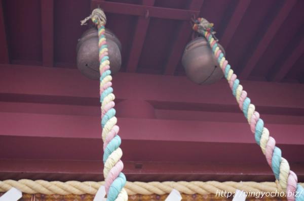 笠間稲荷神社裏口鳥居画像