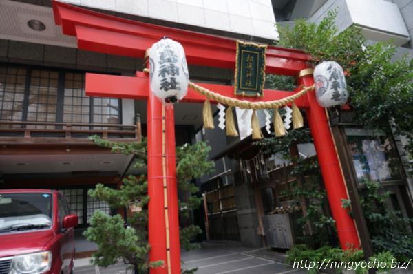 松島神社外観画像