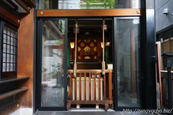 松島神社祭壇画像