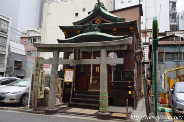 寶田恵比寿神社外観画像
