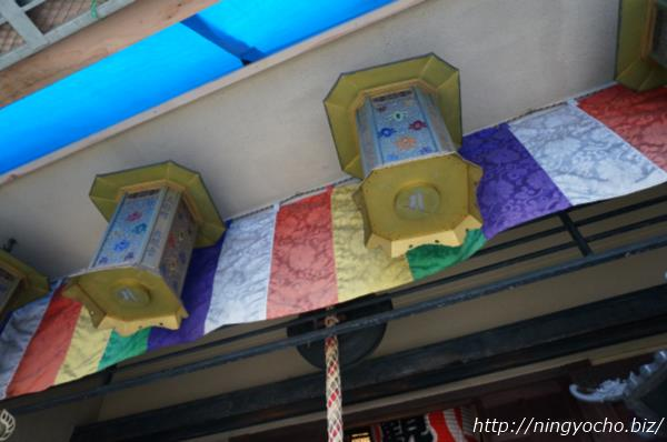 大観音寺百度石画像