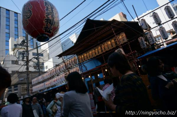 べったら市寶田恵比寿神社画像